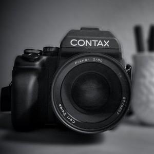 Contax 645