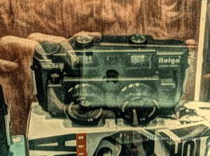 The Stereo Holga at Blue Moon