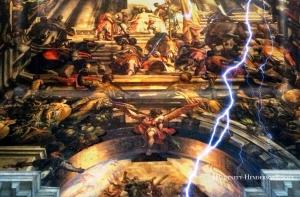 Image edited in SpookyPic, Lightning Strike, 948k