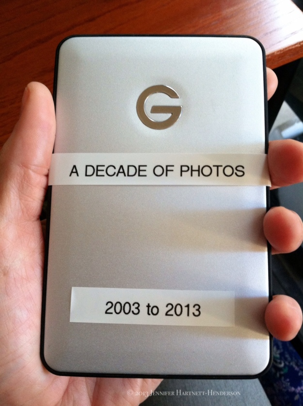 A Decade of Photos!