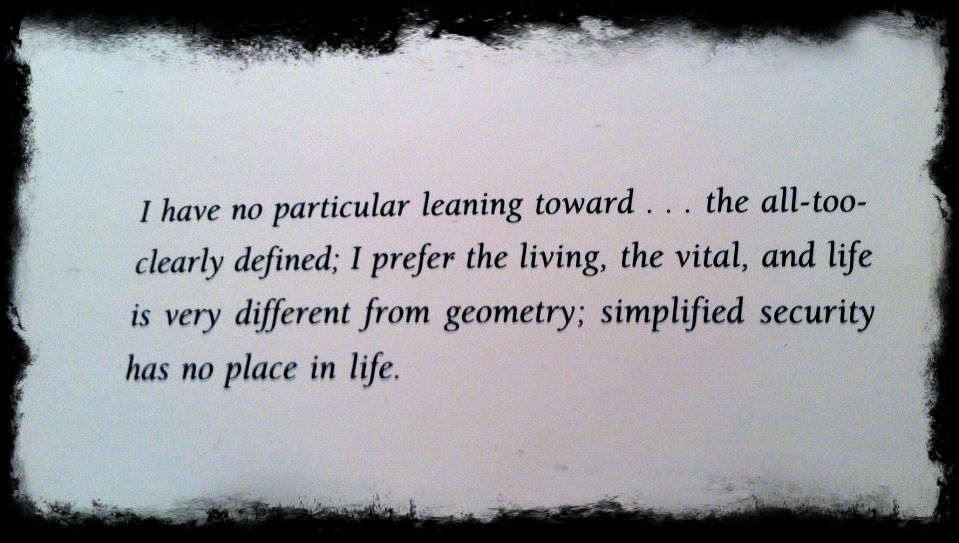 Quote from Josef Sudek