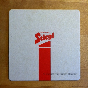 Stiegl Coaster in Color photo by Jennifer Hartnett-Henderson ©2013