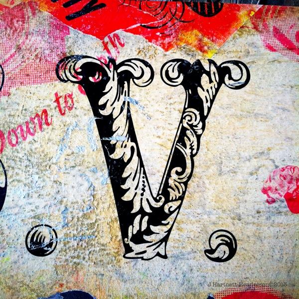 """""""V"""" in Nolita"""