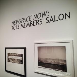 Newspace Now: 2013 Members' Salon