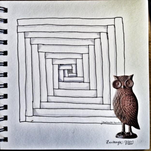 The Wise: GateKeeper & Guide by Jennifer Hartnett-Henderson