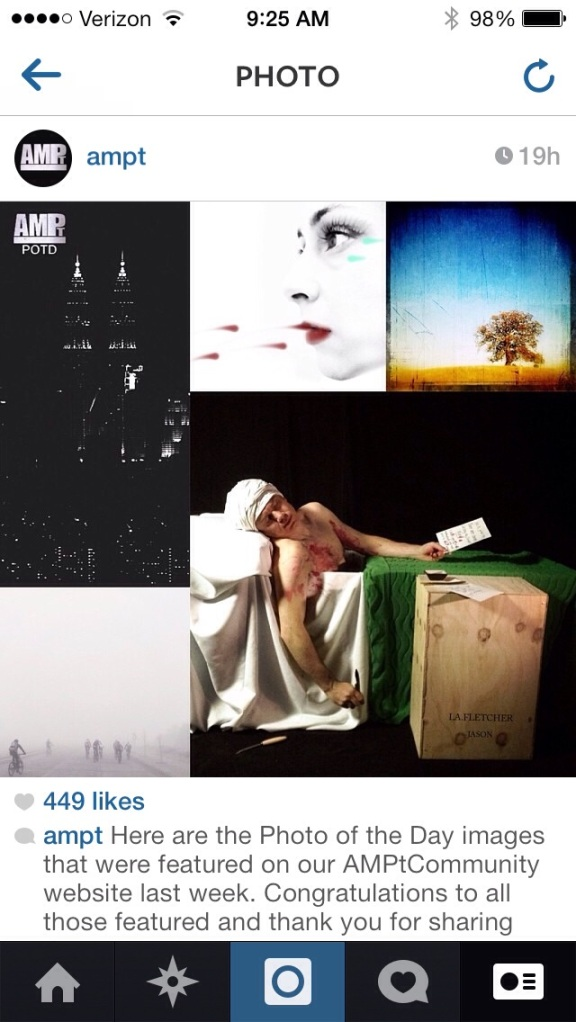 AMPT Photos of the Day for December 23 through 31