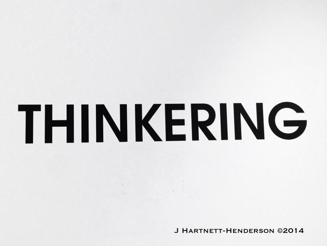 Thinkering at Hôtel Droog by Jennifer Hartnett-Henderson ©2014