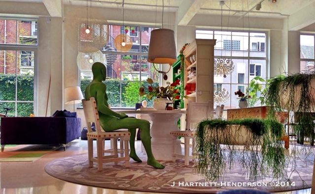 Moooi Installation by Jennifer Hartnett-Henderson ©2014