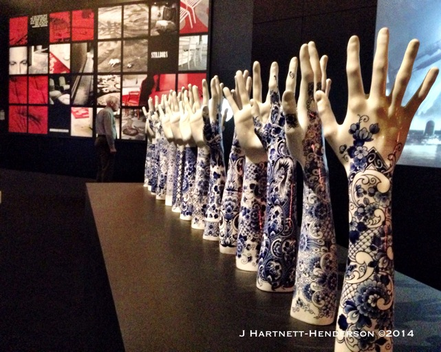 Marcel Wanders Hands in Context by Jennifer Hartnett-Henderson ©2014