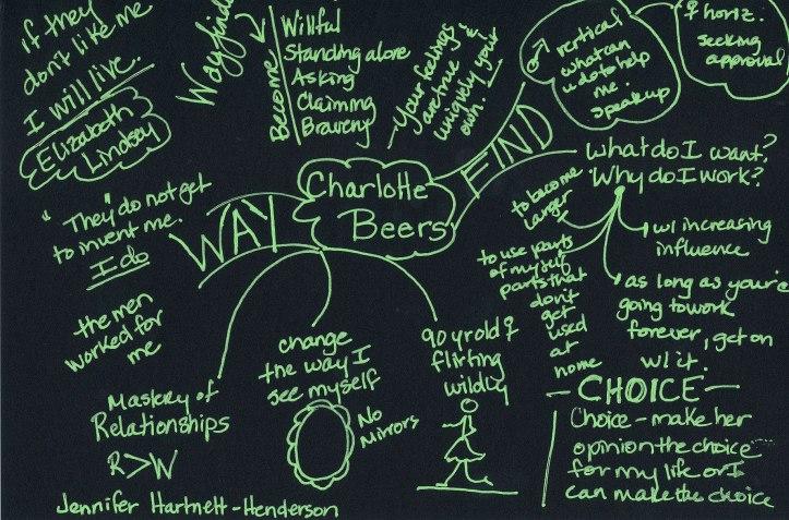 Charlotte Beers Keynote by Jennifer Hartnett-Henderson ©2014