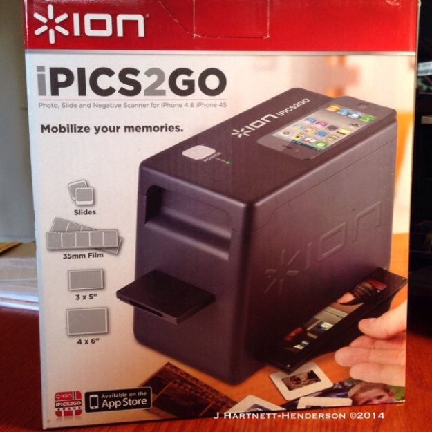 Ion iPics2Go