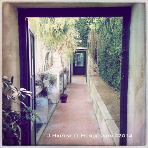 Stone Greenhouse by Jennifer Hartnett-Henderson ©2014