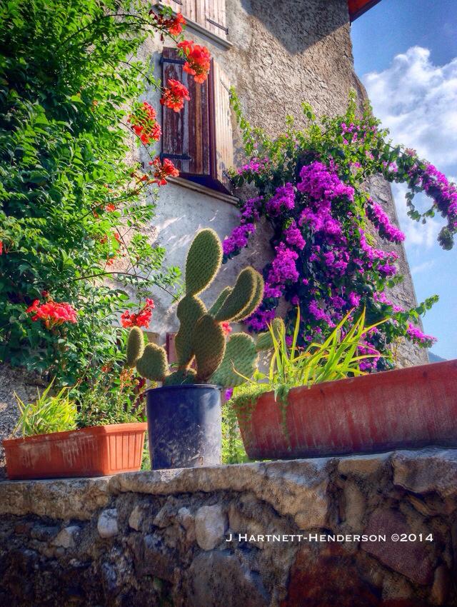 View from Via Cecelio by Jennifer Hartnett-Henderson ©2014