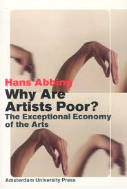 Why are Artists Poor Book Cover