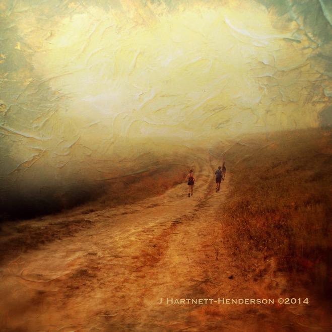 Lost in the Fog by Jennifer Hartnett-Henderson ©2014
