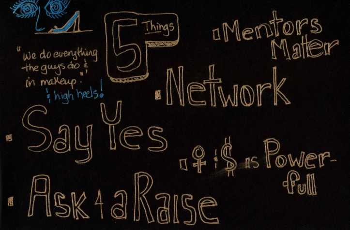 Sallie Krawcheck's 5 Things