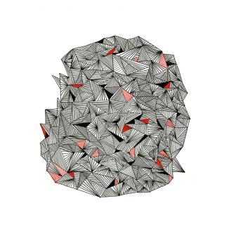 Cluster by Jennifer Hartnett-Henderson ©2018