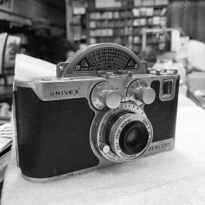 Univex Camera for Web